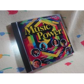 K-tel Music Power Abba Rod Stewart Elton John Silver Convent