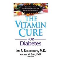 Libro Vitamin Cure For Diabetes, Ian E Brighthope