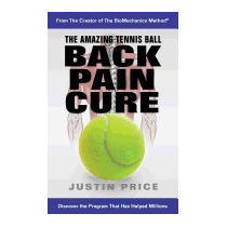 Libro Amazing Tennis Ball Back Pain Cure, Justin, Ma Price