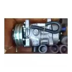 Compressor Ar Condicionado Micro Ônibus Caminhão 24 Volts
