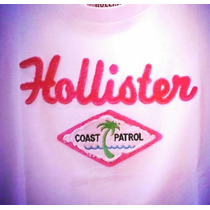 Remeras Hollister Y Abercrombie Mujer