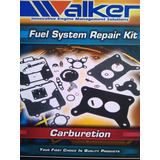 Kit Carburador Ford Motor 250 Año 79-84 Rochester 2 Boca