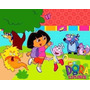 Kit Imprimible Candy Bar Dora La Exploradora Cumples Y Mas