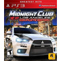 Midnight Club Los Angeles Ps3
