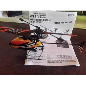 Helicoptero R/c Electrico. V912 V911