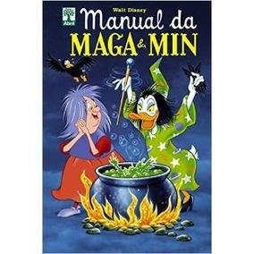 Manual Da Maga & Min (português) Capa Dura Disney