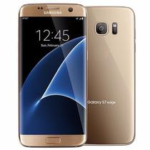 Celular Samsung Galaxy S7 Edge 12mp 32gb Dorado