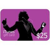 Tarjeta Itunes Usa $25 Usd 25 Dlls Gift Card Entrega Inmedia