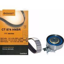 Kit Correia Dentada E Tensor Celta 1.0 1.4 8v 2001 2002 2003