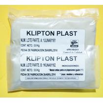 Plastilina Epoxica, Klipton Plast, Modelado.