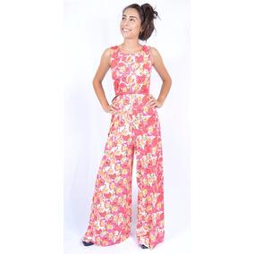 d64a311b4 Calça Dickens - Macacão para Feminino Rosa claro no Mercado Livre Brasil