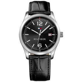 Reloj Tommy Hilfiger Th 1710350 Piel Envio Gratis