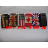 Case Samsung Galaxy S2 Com Tv 7273 Bandeira Da Inglaterra