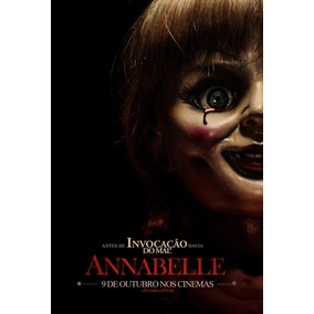 Cartaz Original Cinema Filme Anabelle