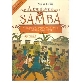 Almanaque Do Samba - André Diniz
