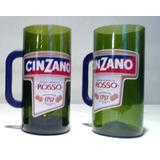 Botellas Recicladas Artesanias Cinzano