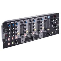 Denon Dn X 500 Mixer Dj 4 Canales Rack Consola