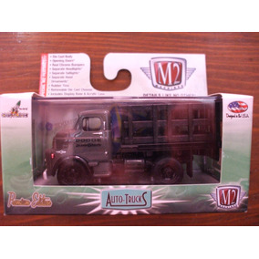 M2 Machines Auto-trucks 1957 Dodge Coe Redilas