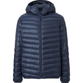 Campera Uniqlo Ultra Light Down Original 100% -nueva Con Etq