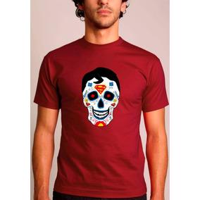 Camiseta Personalizada Caveira Man