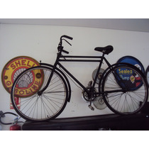 Antiga Bicicleta Inglesa Norman, Anos 40/50, Freios Na Mão..