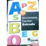 Diccionario Escolar Estrada