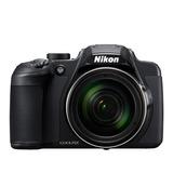 Câmera Nikon Coolpix B700 +8gb +bolsa+tripé C/ Nf Promoção
