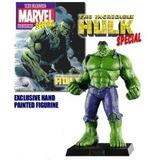 Figura De Plomo - Edic. Limita - El Increible Hulk - Marvel