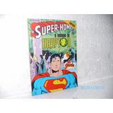 Hq Gibi Super-homem Especial Nº1 O Mundo De Krypton - Ótima!