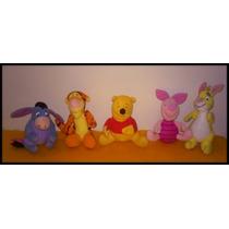 Colección Mac Donals. Whinne Pooh Y Sus Amigos