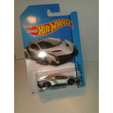 Hotwheels Lamborghini Veneno Gris