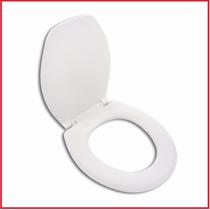 Assento Sanitário Em Plástico Abs- Tampa Bacia Vaso Banheiro