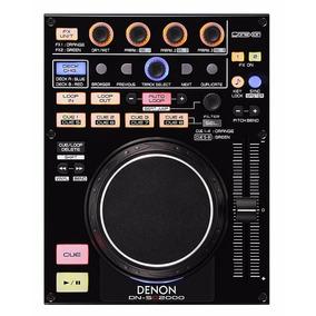 Denon Dj Usb Midi Controller With 2 Deck Support Dn-sc2000