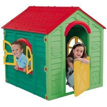 Casinha Para Criança Rancho Verde - Keter Frete Grátis