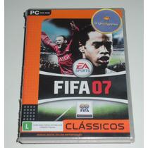 Fifa 07 Totalmente Em Português Futebol Jogo Pc Original