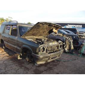 Desarmo Y Vendo En Partes Land Rover Discovery Aut. 4.0