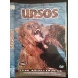 Dvd Ursos - Imagens Inéditas E Exclusivas - Dublado E Legend