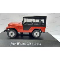 Carros Inesquecíveis Jeep Willys Cj5 1963