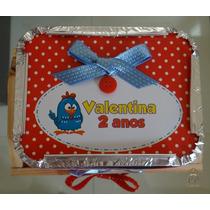 Marmita Personalizada 500 Gr Lembrancinha Aniversário 10 Und