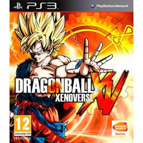 Dragon Ball Xenoverse Ps3 | Digital Tenelo Hoy