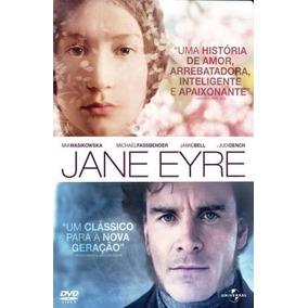 Jane Eyre Dvd Filme Mia Wasikowska Fassbender, Michael