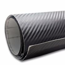 Vinil Fibra Carbono 3d Texturizado Libre De Burbujas