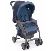 Carriola Para Bebé Chicco Simplicity Azul