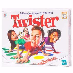 Twister El Loco Juego Que Te Retuerce Original Hasbro