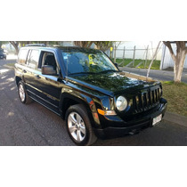 Jeep Patriot 5p Base Cvt A/a Abs B/a 4x2 2013