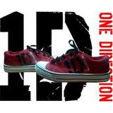 Zapatilla Pintadas/customizadas Personalizadas One Direction