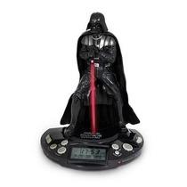 Radio Relogio Star Wars Darth Vader Original Sabre Luz :)