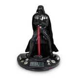 Radio Relogio Star Wars Darth Vader Original Sabre Luz :)