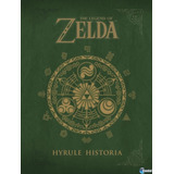 The Legend Of Zelda Hyrule Historia En Español Ed. Norma