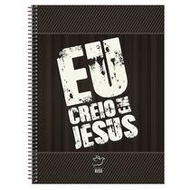 Caderneta Caderno Evangélico Cristão Gospel Jesus #7017c